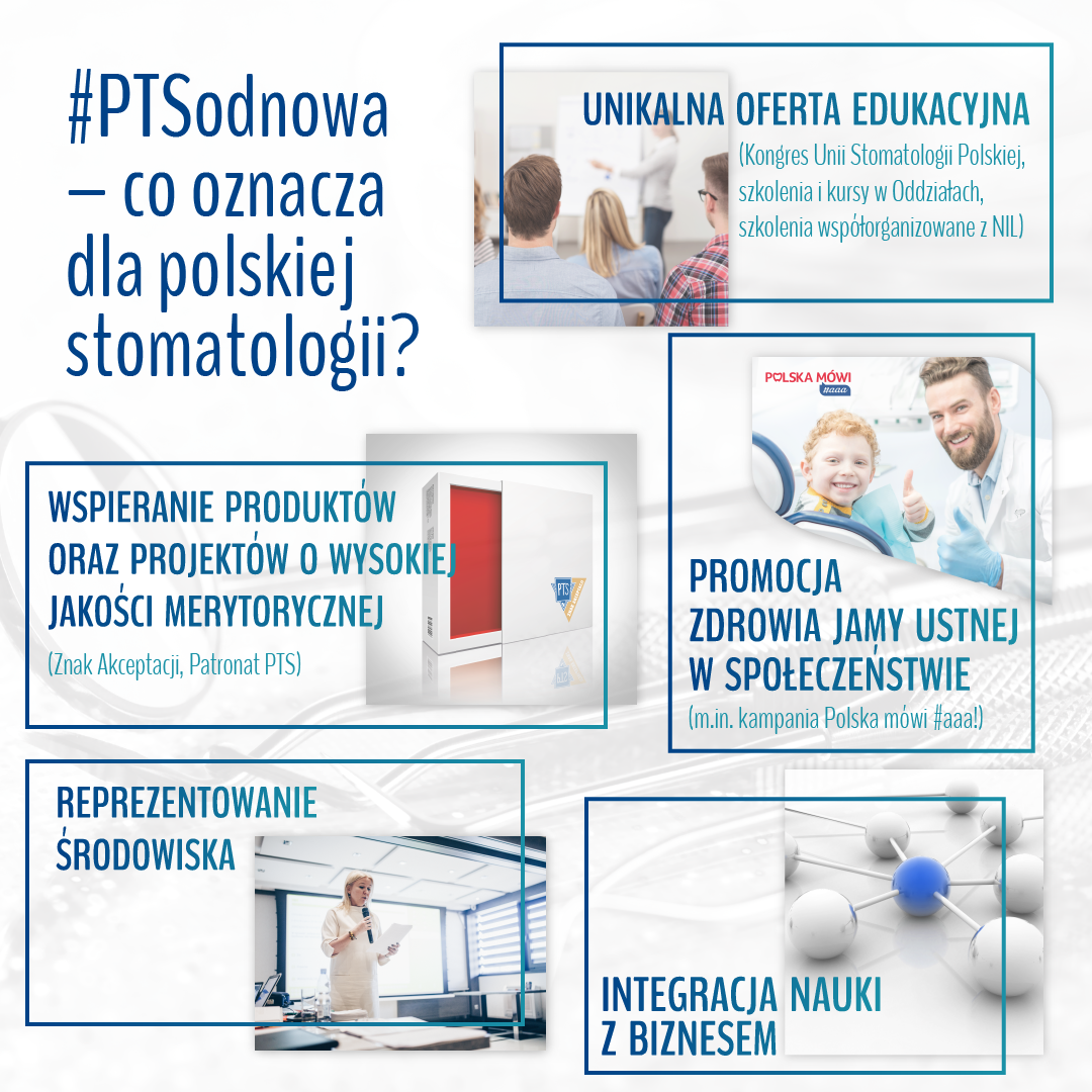 #PTSodnowa – co oznacza dla polskiej stomatologii?